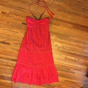 Flying Tomato Dress, maxi,